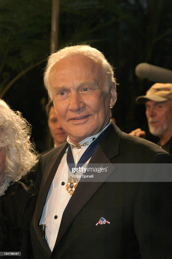 <a gi-track='captionPersonalityLinkClicked' href=/galleries/search?phrase=Buzz+Aldrin&family=editorial&specificpeople=90480 ng-click='$event.stopPropagation()'>Buzz Aldrin</a> during 14th Annual Night of 100 Stars Oscar Gala at Beverly Hills Hotel in Beverly Hills, California, United States.