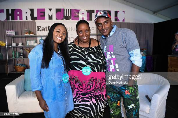 BuzzFeed's Tasty Presents Tasting Our Roots Marcus Samuelsson Panel at Harlem EatUp's Third Annual Festival Weekend on May 21 2017 in New York City