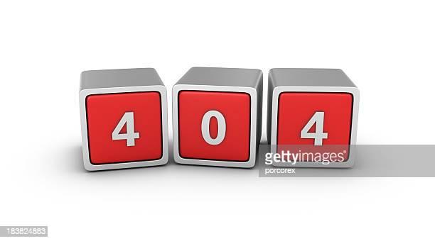 Buzzword Blocks: 404
