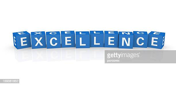 Buzzword Cubes: Excellence