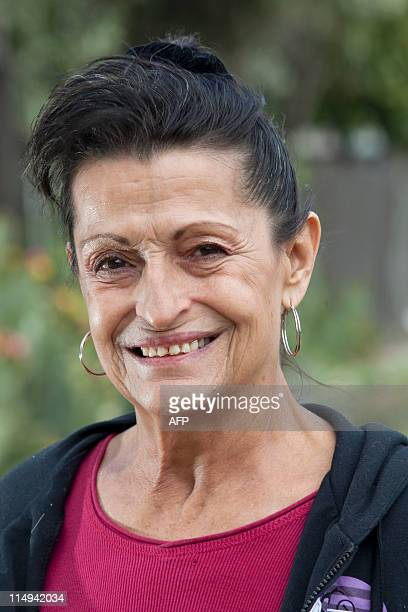 ELDERLY by Hannah Dreier Vicki DiMaggio Davidson of Bay Point CA poses on May 27 2011 She was diagnosed with HIV in the mid1980's and became...