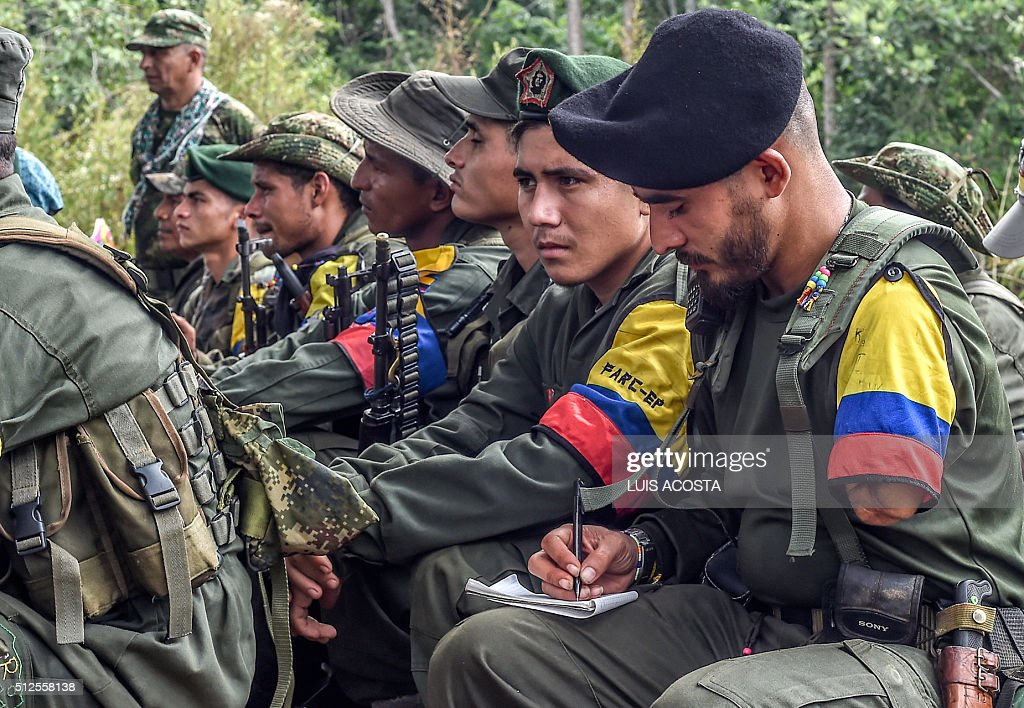 revolutionary armed forces of colombia The revolutionary armed forces of colombia declared the end of its 52-year war friday as it ratified a historic peace deal with the government to a burst.