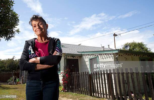 ELDERLY by Hhannah Dreier Vicki DiMaggio Davidson of Bay Point CA poses on May 27 2011 She was diagnosed with HIV in the mid1980's and became...