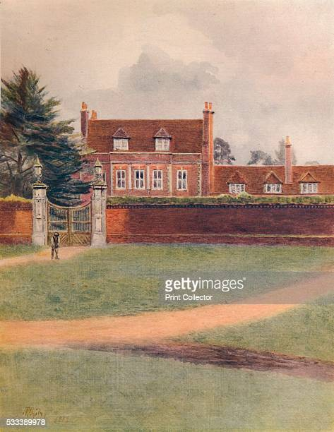 Byefleet Park' from 'A Pilgrimage In Surrey Vol 1' by James S Ogilvy 1914 Byfleet Manor has been used as a filming location in three television...