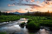 Byers Peak Wilderness Area near Winter Park Colorado