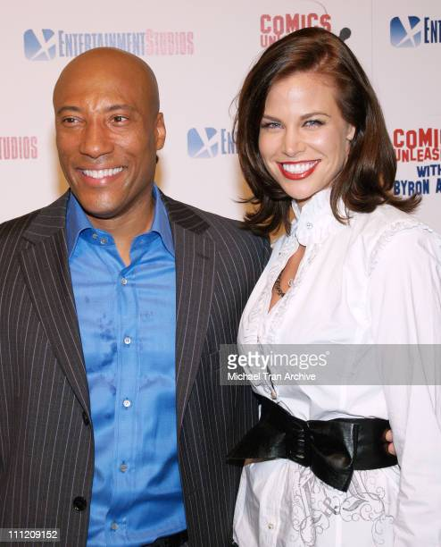 Watch Comics Unleashed With Byron Allen Online - DIRECTV