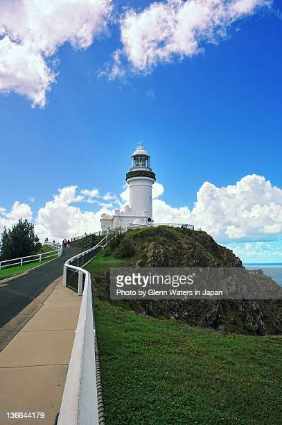 Byron Bay Lighthouse in Summer
