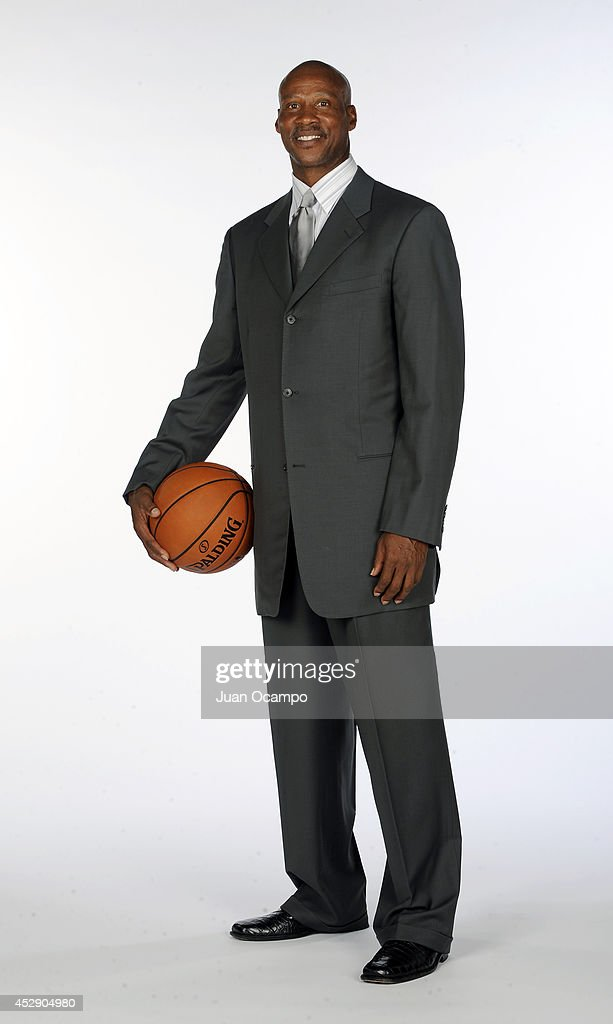 <a gi-track='captionPersonalityLinkClicked' href=/galleries/search?phrase=Byron+Scott+-+Basketball+Coach&family=editorial&specificpeople=209087 ng-click='$event.stopPropagation()'>Byron Scott</a>, new head coach of the Los Angeles Lakers, poses for a portrait before his introduction press conference on July 29, 2014 at Toyota Sports Center in El Segundo, California.