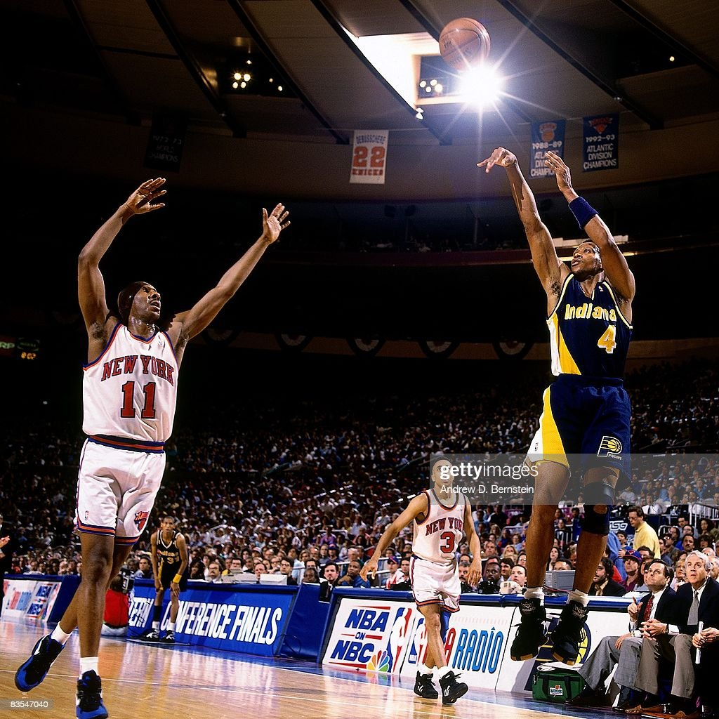 1994 Eastern Conference Finals Game 7 Indiana Pacers vs New York