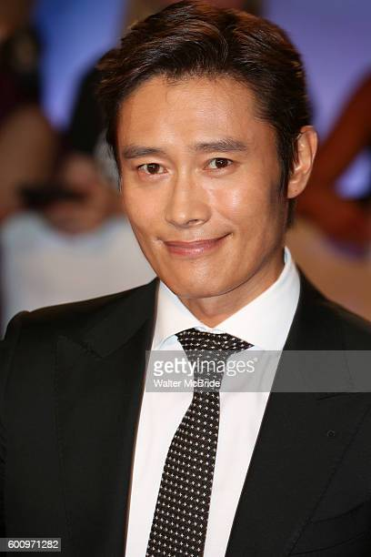 ByungHun Lee attends 'The Magnificent Seven' Red Carpet Gala Opening Night of the 2016 Toronto International Film Festival at TIFF Bell Lightbox on...