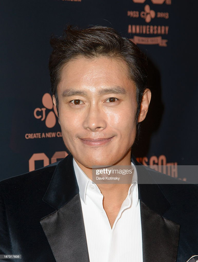 Byung-hun LEE attends the Spotlight On Korean Cinema event at Museum of Modern Art on November 7, 2013 in New York City.