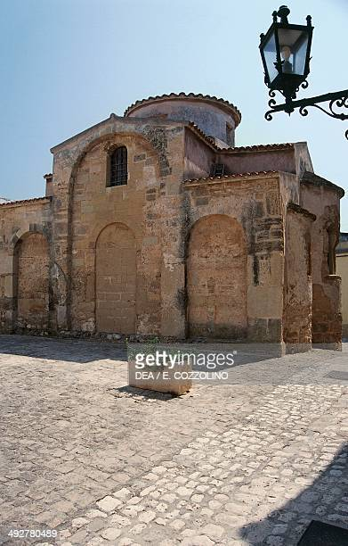 Byzantine Church of St Peter 9th10th century Otranto Salento Peninsula Apulia Italy