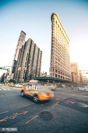 Cab traffic in New York City