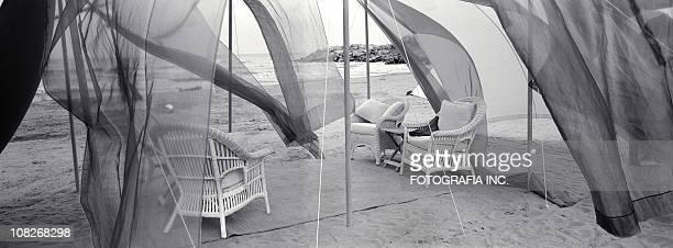 Cabana sulla spiaggia