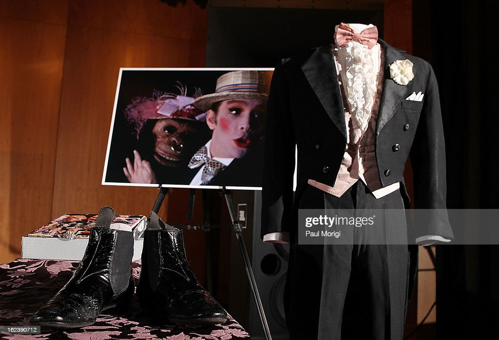 Cabaret memorabilia at the 'Cabaret' Washington DC Screening honoring <a gi-track='captionPersonalityLinkClicked' href=/galleries/search?phrase=Joel+Grey&family=editorial&specificpeople=215297 ng-click='$event.stopPropagation()'>Joel Grey</a> at Smithsonian National Museum Of American History on February 22, 2013 in Washington, DC.