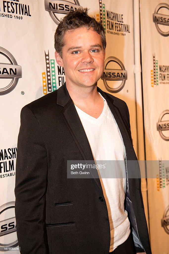 Cabe Dixson attends the 2013 Nashville film festival at Green Hills Regal Theater on April 22, 2013 in Nashville, Tennessee.