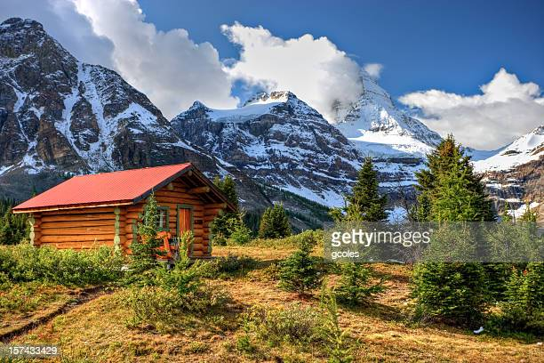 Cabin am Mount Assiniboine