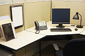 Cabin of office