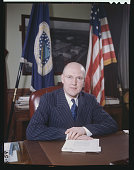 2/25/1949 Cabinet members Charles Brannan Secretary of Agriculture