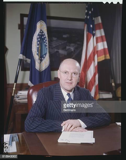2/25/1949 Cabinet members Charles Brannan Secretary of Agriculture