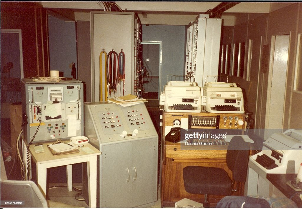 CONTENT] Cable & Wireless HF Comms Office in Port Stanley next to Governor's Residence. October 1983