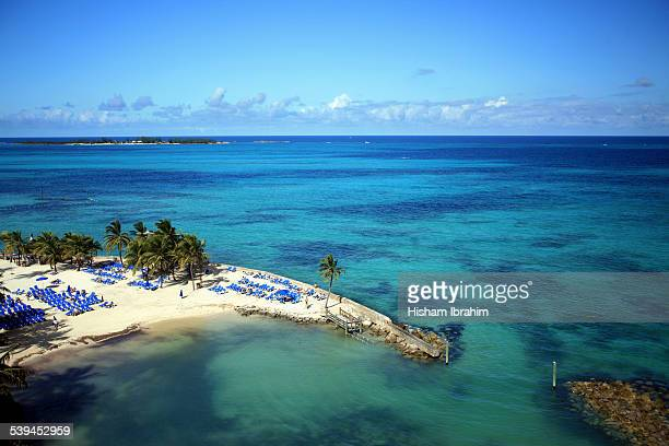 Cable Beach, Nassau, Bahamas