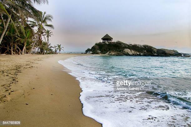 Cabo de San Juan Caribbean Beach Colombia