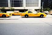 Cabs New York City Taxi