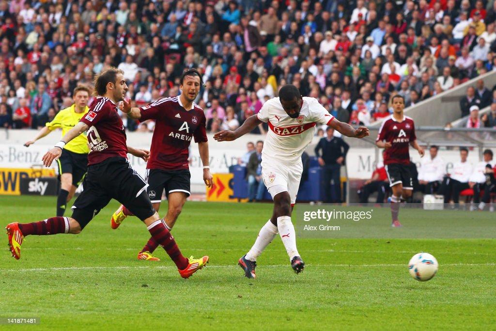 VfB Stuttgart v 1. FC Nuernberg  - Bundesliga