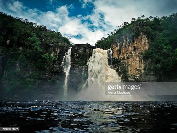 Cachoeira de 80