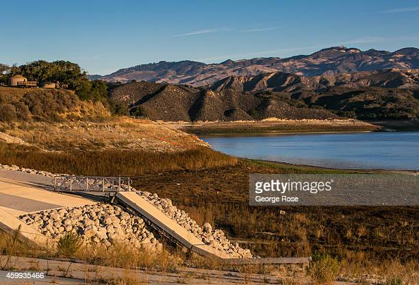 Cachuma Lake the primary source of drinking water in Santa Barbara Montecito and other cities along California's Central Coast has dropped more than...