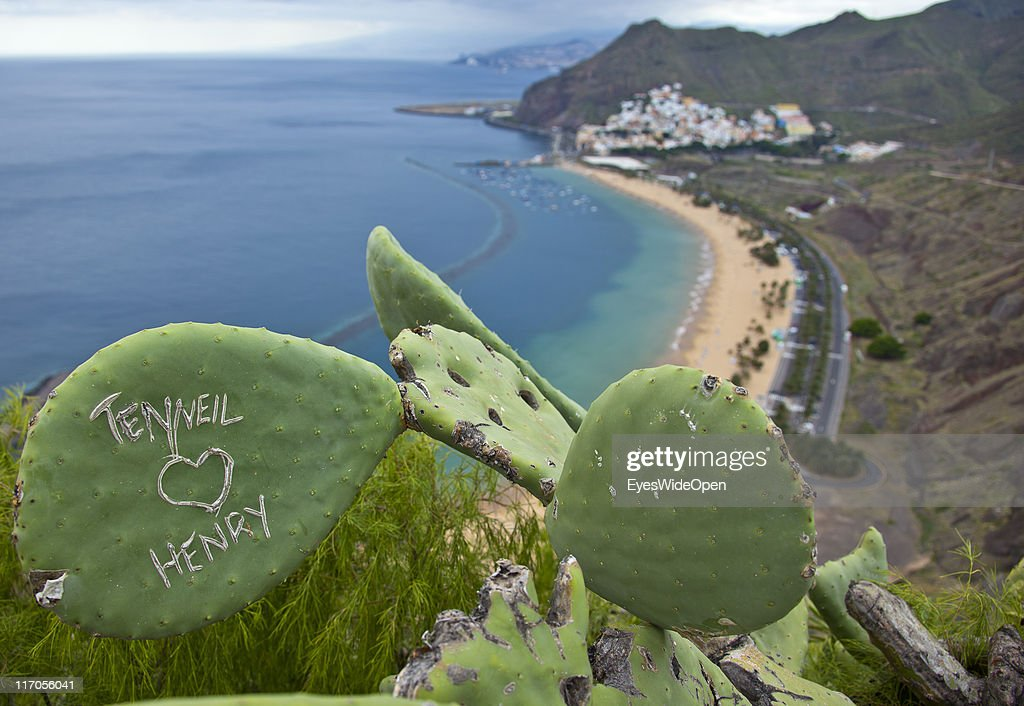 Tenerife places to visit getty images for Warm getaways in march
