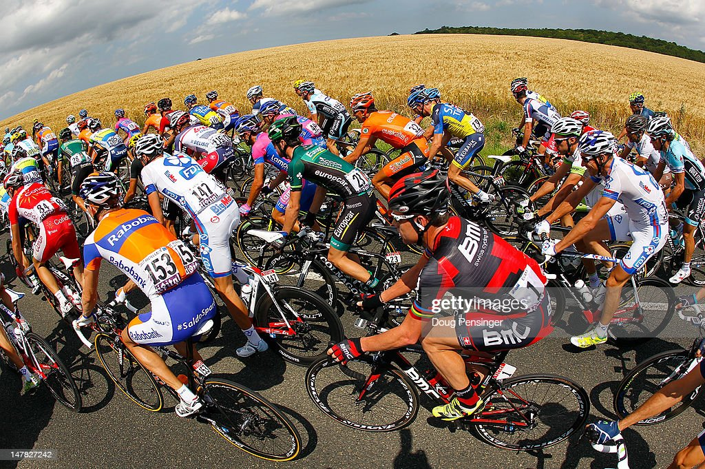Le Tour de France 2012 - Stage Four