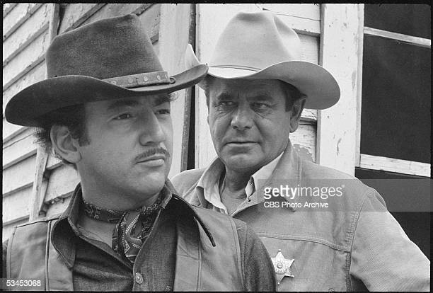 Cade's Country a Western police drama featuring Glenn Ford as Sheriff Sam Cade and guest star Bobby Darin as Billy Dobbs in episode 'A Gun for Billy'...
