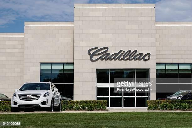 Cadillac Dealership in Rochester Hills, Michigan
