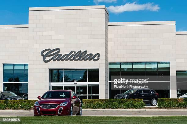 Cadillac concessionnaire