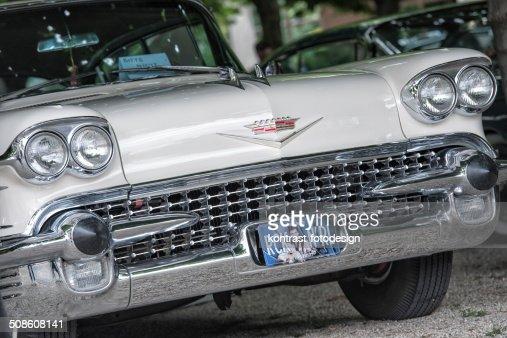 Cadillac Eldorado : Stock Photo
