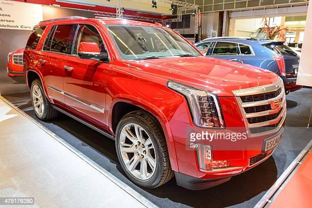 Cadillac Escalade grand SUV de luxe