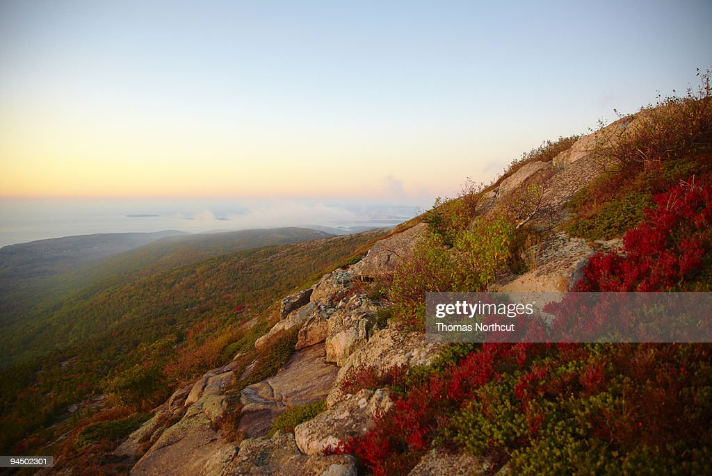 cadillac mountain at sunrise stock photo getty images. Cars Review. Best American Auto & Cars Review