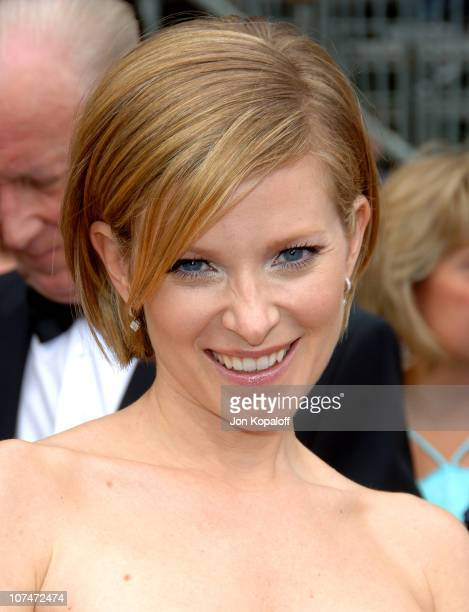 Cady McClain during 33rd Annual Daytime Emmy Awards Arrivals at Kodak Theater in Hollywood California United States