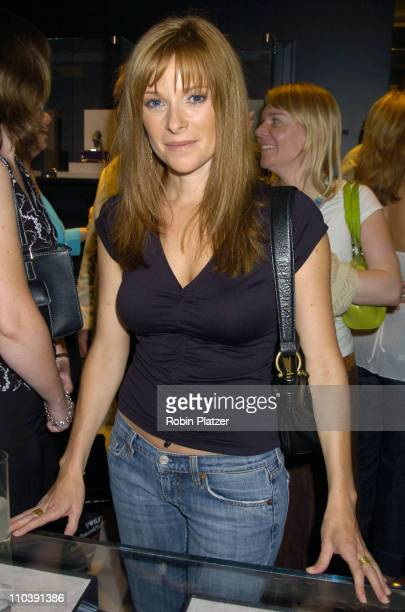 Cady McClain during Finola Hughes Book Party for New Book 'Soapsuds' Hosted by Kelly Ripa June 14 2005 at The Montblanc Global Flagship Boutique in...
