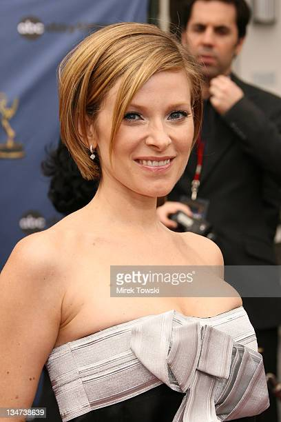Cady McClain during The 33rd Annual Daytime Emmy Awards Arrivals at Hollywood Kodak Theater in Hollywood California United States