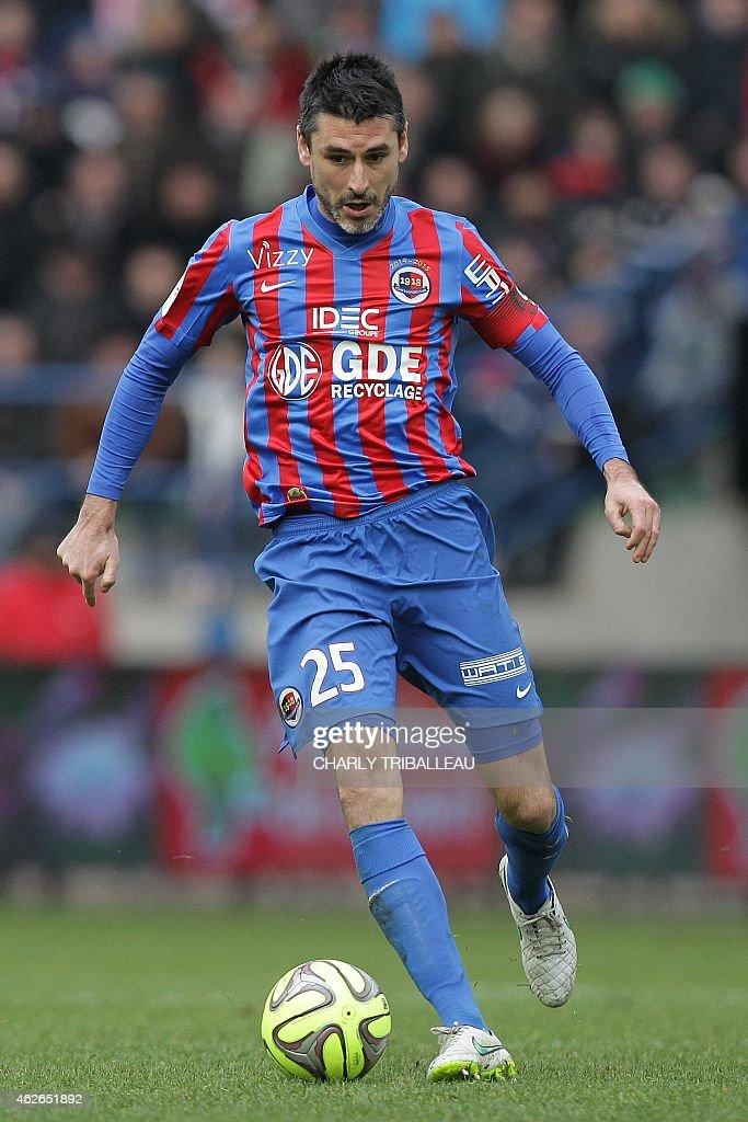 SM Caen v AS Saint-Etienne - Ligue 1