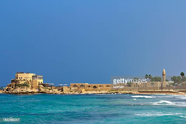 Caesarea´s National Park in Israel
