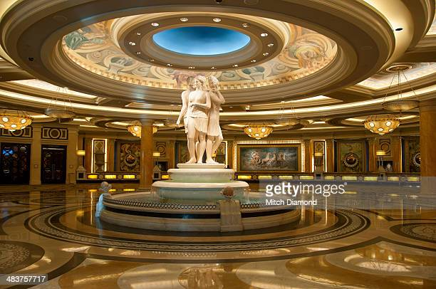Caesars palace decoration