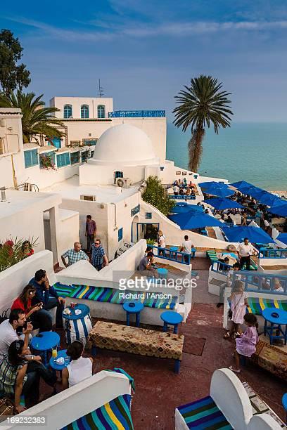 Cafe des Delices in Sidi Bou Said