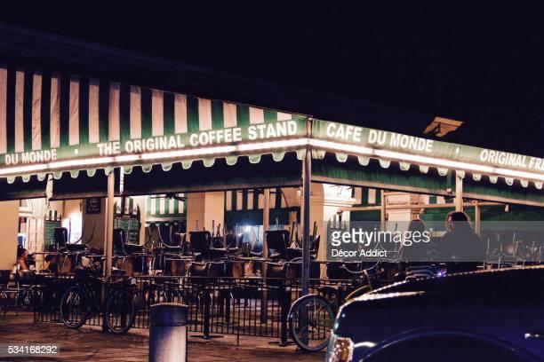 Cafe Du Monde Vintage Style