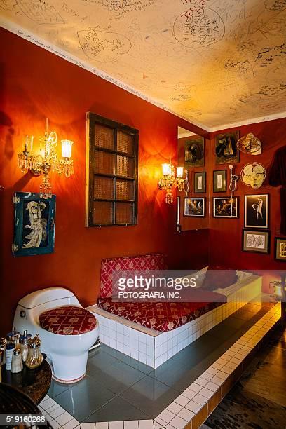 Cafe Interior in Havana