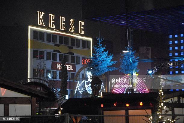 Cafe Keese bei Nacht Reeperbahn Hamburg Deutschland Europa Beleuchtung Reise BB DIG PNr 772/2013