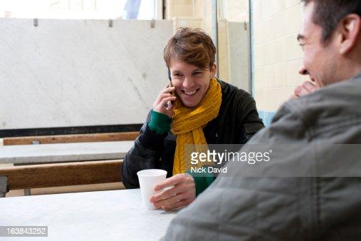 Cafe : Stock Photo